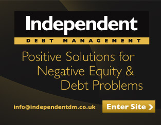 Independent Debt Managment - Write Off up to 70% of you Debts
